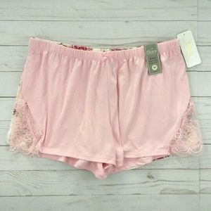 Flora Nikrooz Set of 2 Pajama Lounge Shorts 255